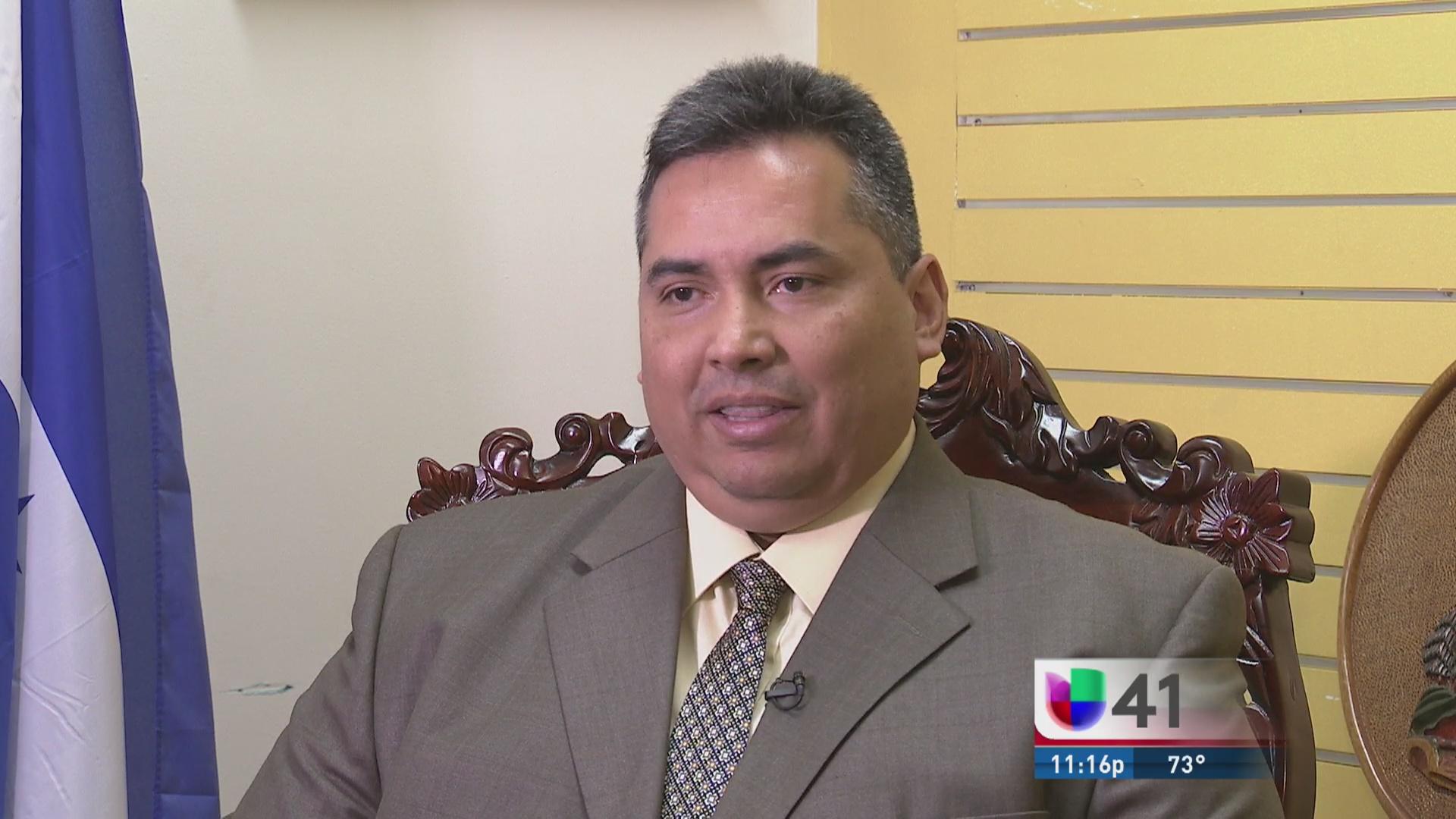 Cita Consular | Honduras