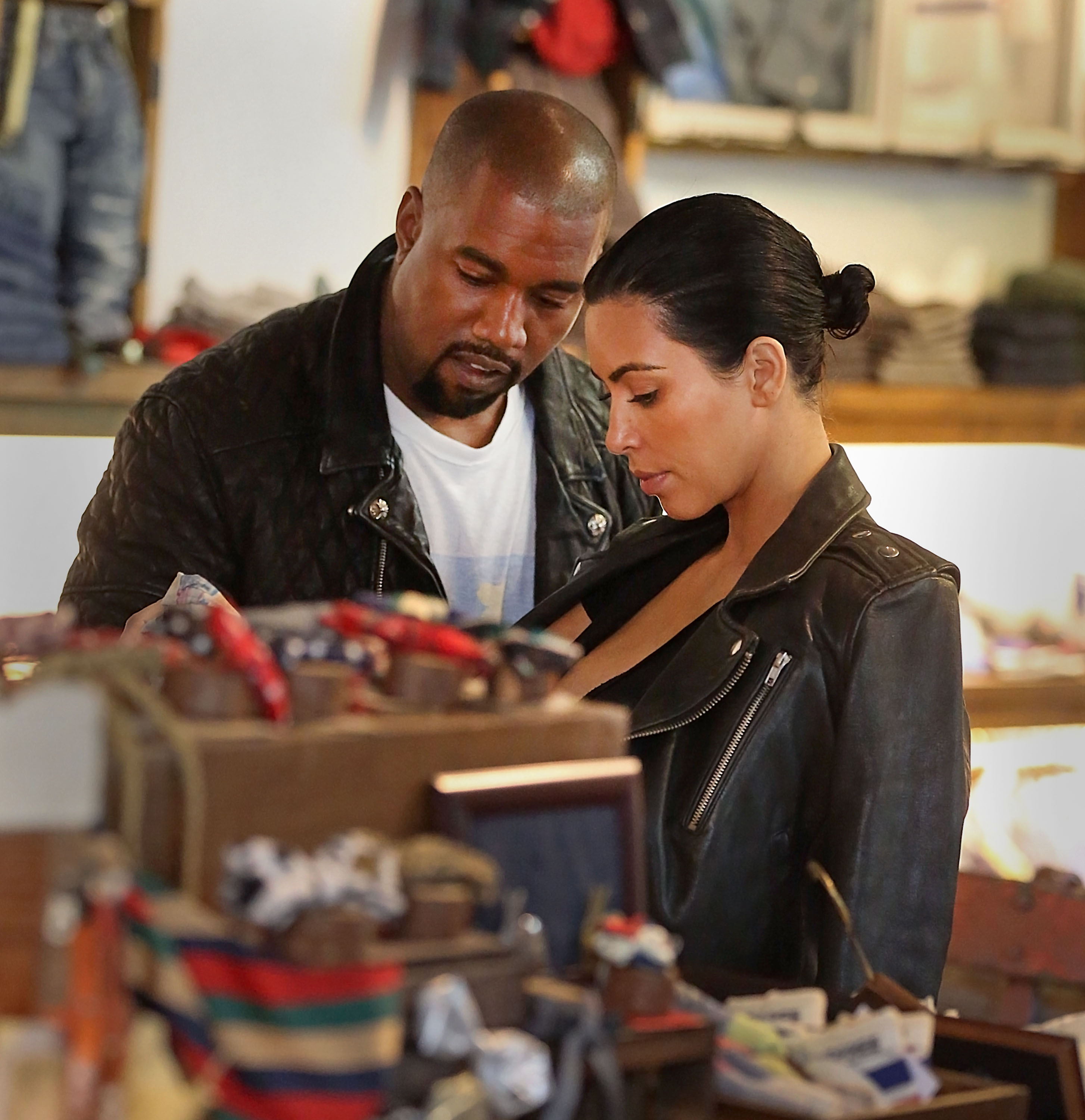 Kim And Kanye West Welcome New Baby Via Surrogate