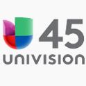 logo Univision  45 houton