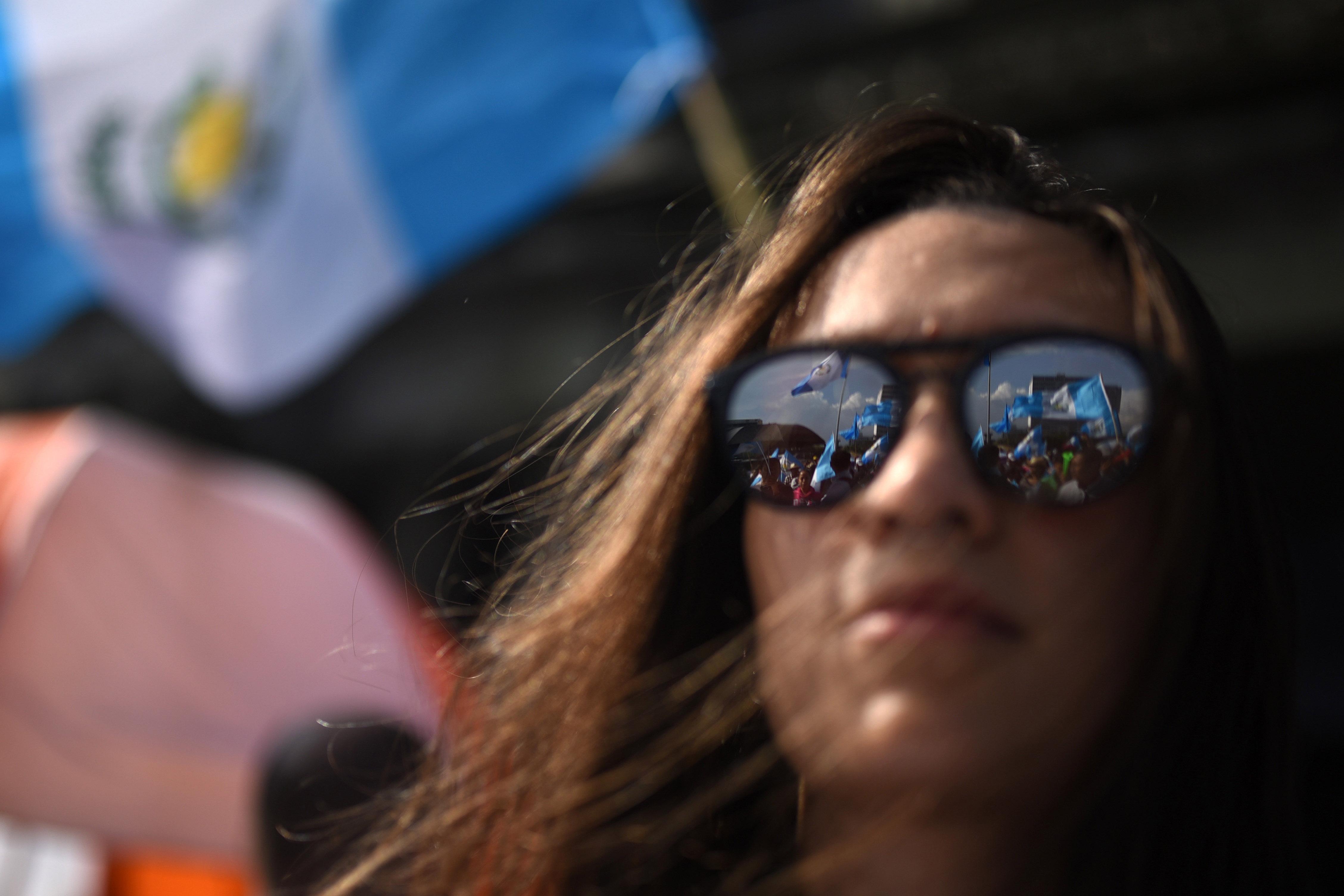 Dos a±os después de la cada de Pérez Molina vuelven las protestas a las calles de Guatemala Univision