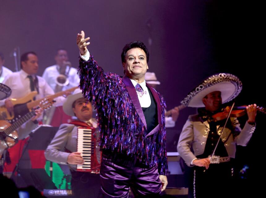 Aunque se trata de la emisión anglosajona del Grammy, Juan Gabriel será...