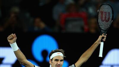 Federer-Wawrinka y Venus-Vandeweghe, listos para semifinales de Australian Open