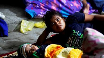 Avanza el nuevo grupo de migrantes camino a EEUU: cerca de 700 llegaron ya a Guatemala