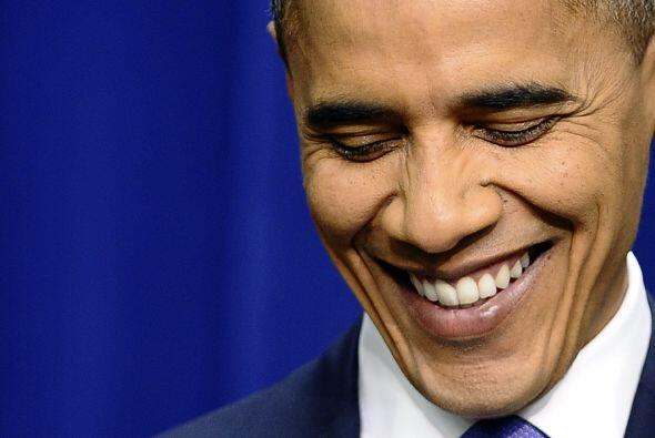Los seres humanos somos lo que pensamos y decimos. Y Barack Obama, quien...