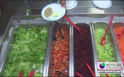 Lanzan campaña de comida saludable en escuelas
