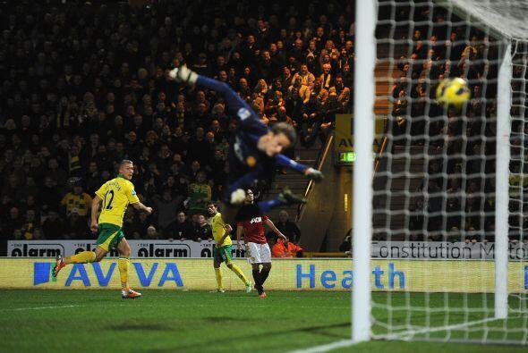 Este volante se convirtió en el héroe del Norwich City, que por primera...