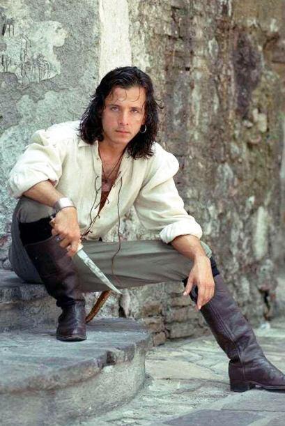 Eduardo Palomo como 'Juan del Diablo' en 'Corazón salvaje'