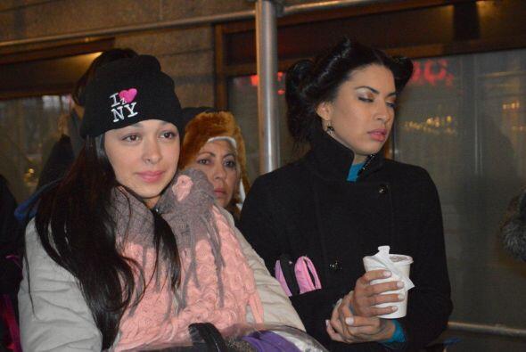 La segunda parada de las audiciones fue en Nueva York donde las chicas d...