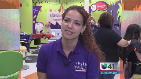 ¡Brenda Aurencio tiene un negocio de pelos!