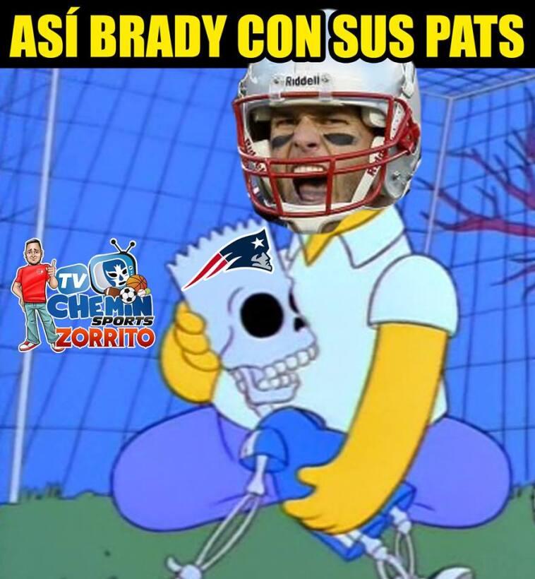 Memes del Super Bowl: burlas a Tom Brady,  Justin Timberlake y más 27459...