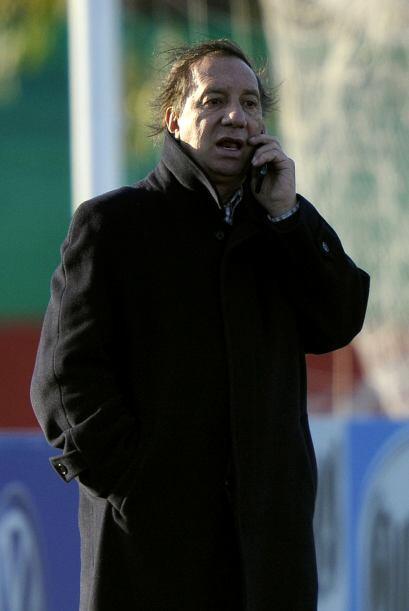 ´Hola, hola, aquí el Narigón´. Apareció Carlos Salvador Bilardo, polémic...