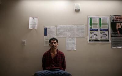 In deportation proceedings: Adalberto Magana-González says he doe...