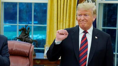 """""""No nos vamos a dejar utilizar"""": United We Dream responde a la propuesta de Trump para reabrir el gobierno"""