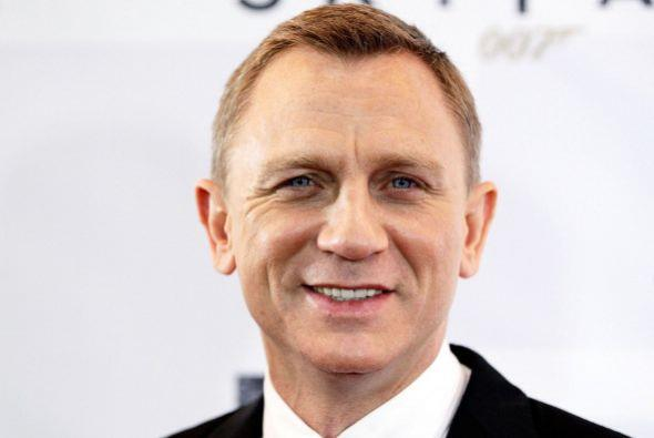 DANIEL CRAIG. Después de interpretar a James Bond, el actor aseguró su c...