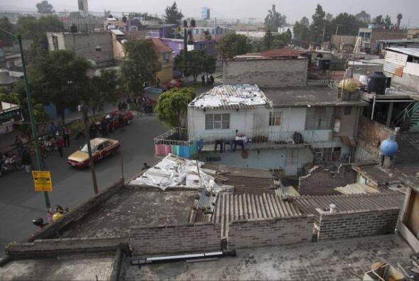 El operativo se llevó acabo en la colonia Santa María Aztahuacan, muy ce...