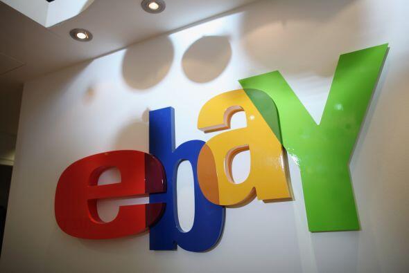 EBAY  '  Situación: La empresa californiana especializada en comercio el...