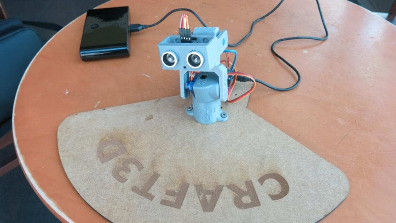 Craft3D tiene la misión de emplear tecnología para mejorar la vida de lo...
