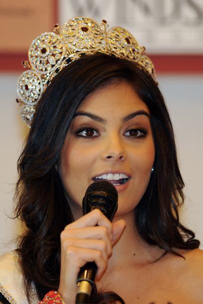 El reciente orgullo femenino mexicano es Ximena Navarrete, quien se hizo...