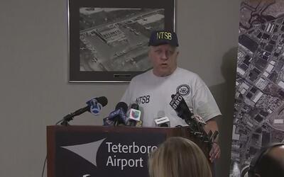 Autoridades aseguran que avioneta que se estrelló en Nueva Jersey no reg...