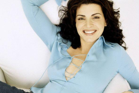 "Julianna Margulies de ""The Good Wife"" - $10 millones"