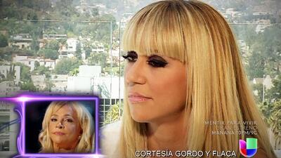 Yolandita Monge le respondió a su hija Noelia en Mira Quién Baila
