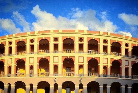 Visita el Cuartel de Ballajá localizado en San Juan Puerto Rico.