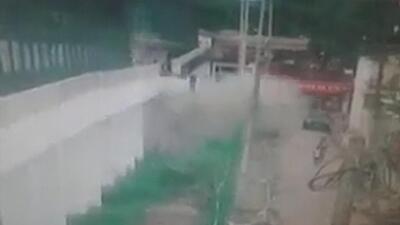 Volaron el muro de una cárcel en Brasil para fugarse