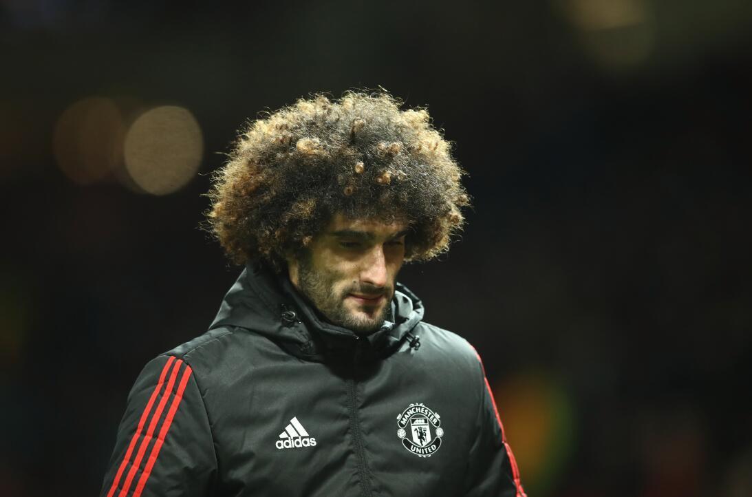Mourane Fellaini - Manchester United (Inglaterra): 15,2 millones de dólares