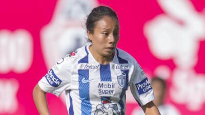 Pachuca venció 0-3 a Pumas y se posiciona como líder del Grupo 1 en la Liga MX Femenil