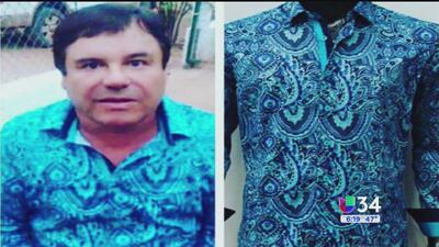 """Camisa de """"El Chapo"""" genera avalancha de ventas en Los Ángeles FC4518A8F..."""