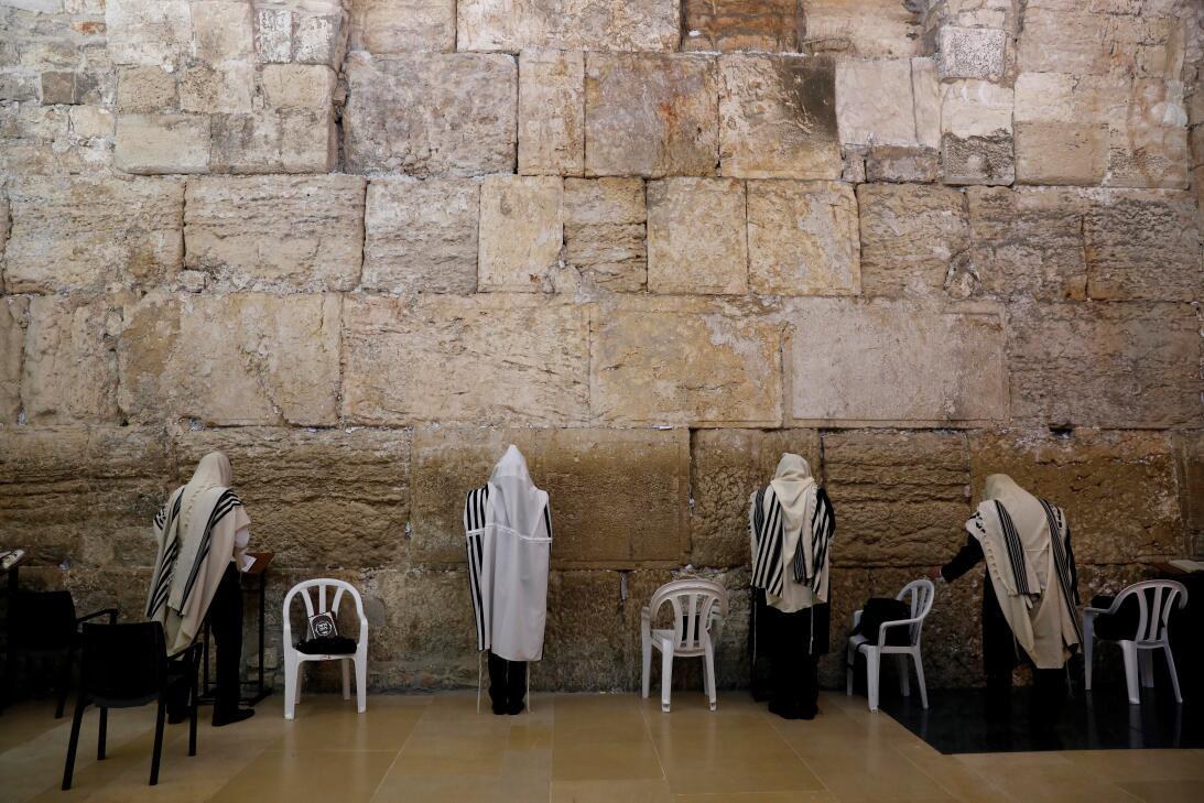 Fotos: Las ruinas ocultas de Jerusalén que tienen sorprendidos a los arq...