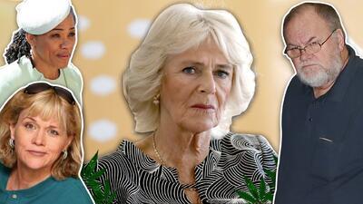 Escándalos de los Markle tenían a la familia real con los pelos de punta, confiesa Camilla
