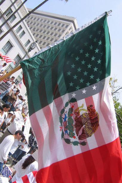 Somos mexicanos pero a la vez Estados Unidos es nuestro hogar, por lo qu...