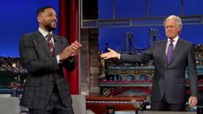 Will Smith Letterman