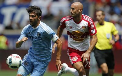 New York City FC espera poder conseguir su primera victoria en Nueva Jersey