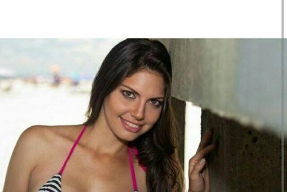 Stefania Mogollón de Venezuela, audicionó en Nueva York. Ella es una de...