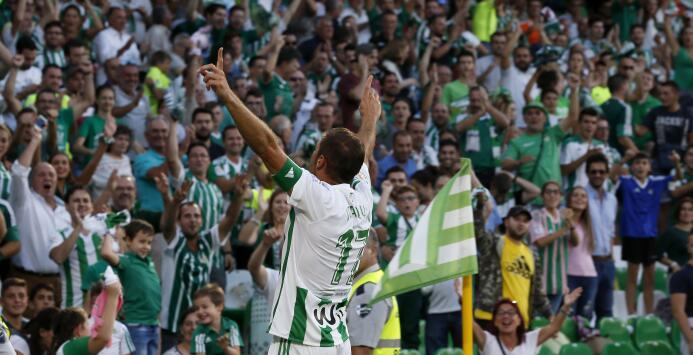 El Betis le ganó al Deportivo y Guardado puso asistencia 636411901021031...