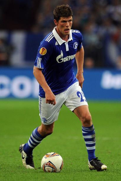 Klaas-Jan Huntelaar, el jugador alemán se encuentra en nuestro once ideal.