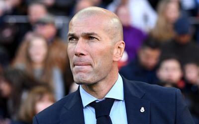 El francés espera quedarse con el Real Madrid luego de una tempor...