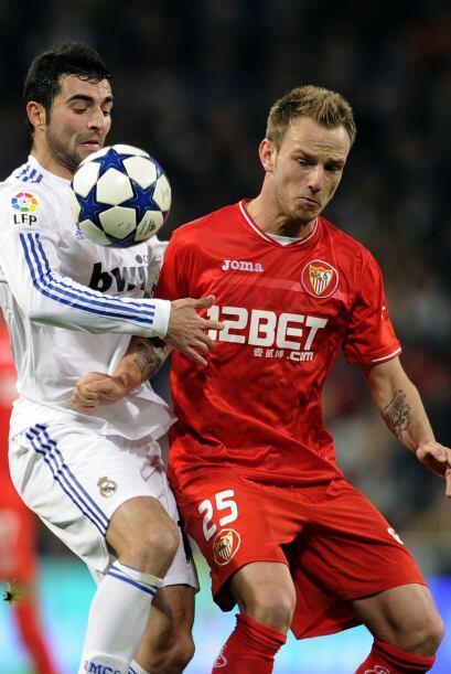 Este segundo boleto era peleado por los blancos y el Sevilla.