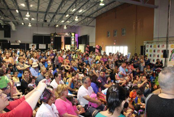 Nuestra gran feria anual Familia y hogar expo fue todo un exito gracias...
