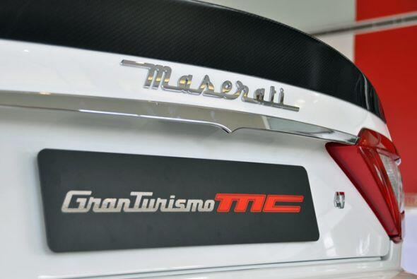 El Gran Turismo MC Stradale comparte algunos elementos de diseño y funci...