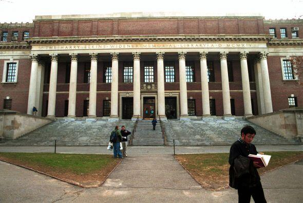 1 - Universidad de Harvard