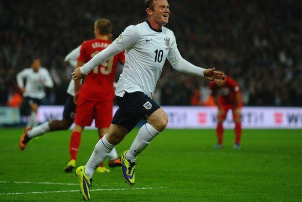 Wayne Rooney: La principal estrella de Inglaterra es un auténtico 'crack...