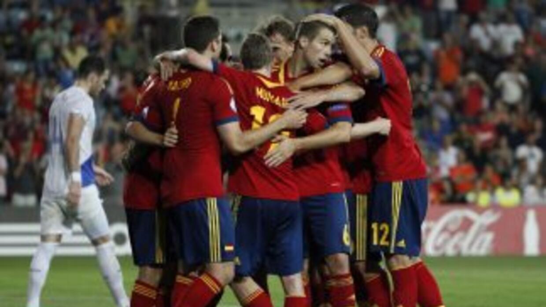 'La Rojita' dio cuenta de los holandeses por 3-0 y se verá las caras con...