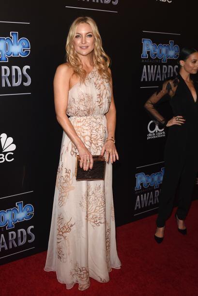 Kate Hudson se ha convertido en una verdadera diosa de las alfombras roj...