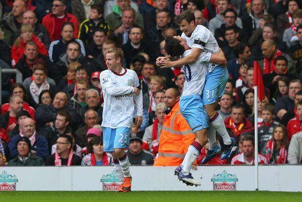 El gol enmudeció a todos los presentes.