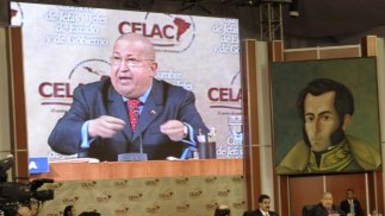 La CELAC se instauró sin la presencia de Estados Unidos y Canadá.