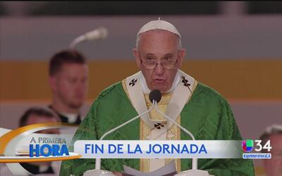 ¿Qué nos dejó la visita del papa Francisco?