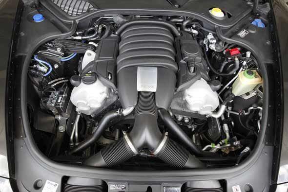 El nuevo motor V6 de 3.6 litros es capaz de generar 300 caballos de fuerza.
